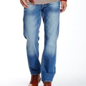 True Religion 'Slim Leg Jeans'- 36x27
